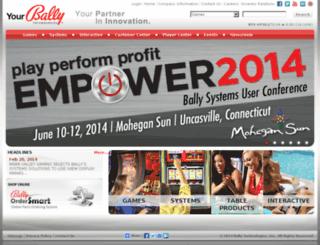 www-origin.ballytech.com screenshot