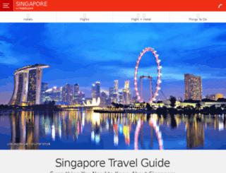 www-singapore.com screenshot