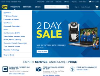 www-ssl.bestbuy.com screenshot