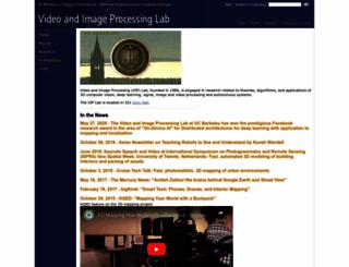 www-video.eecs.berkeley.edu screenshot