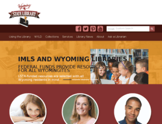 www-wsl.state.wy.us screenshot