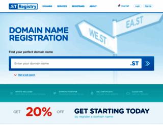 www.st screenshot