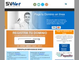 www.sv screenshot