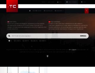 www.tc screenshot