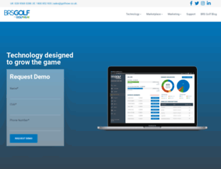www1.brsgolf.com screenshot