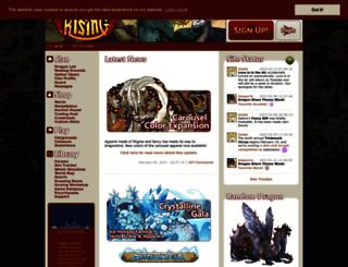 www1.flightrising.com screenshot