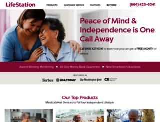 www1.lifestation.com screenshot