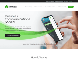 www1.phone.com screenshot