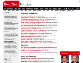 www1.realclearpolitics.com screenshot
