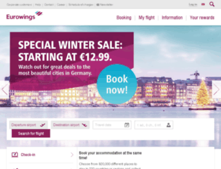 www15.germanwings.com screenshot