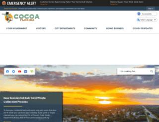 www2.cocoafl.org screenshot