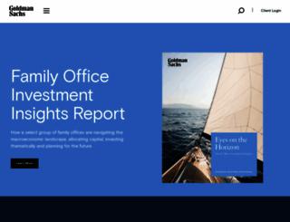 www2.goldmansachs.com screenshot