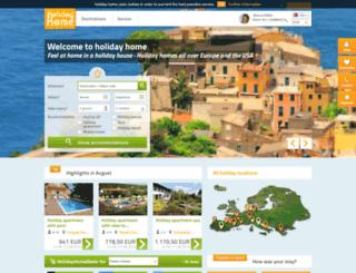 www2.holiday-home.org screenshot