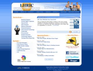 www2.lhric.org screenshot