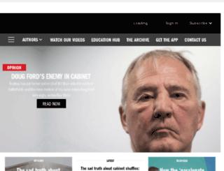 www2.macleans.ca screenshot