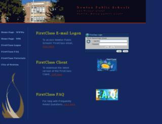 www2.newton.k12.ma.us screenshot