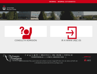 www2.urjc.es screenshot