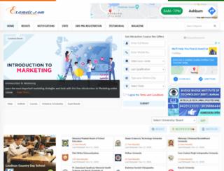 www3.exametc.com screenshot