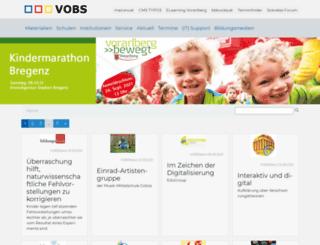 www4.vobs.at screenshot