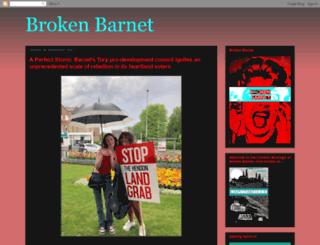 wwwbrokenbarnet.blogspot.com screenshot