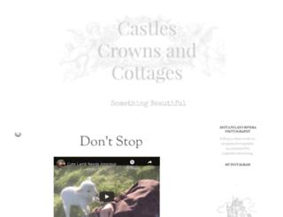 wwwcastlescrownscottages.blogspot.de screenshot