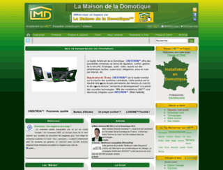 wwwdevolo.com.maison-domotique.com screenshot