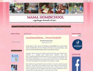wwwmamahomeschool.blogspot.com screenshot