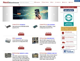 wwws.nextwarehouse.com screenshot