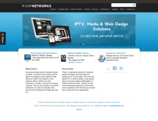 wwwt.usp3.net screenshot