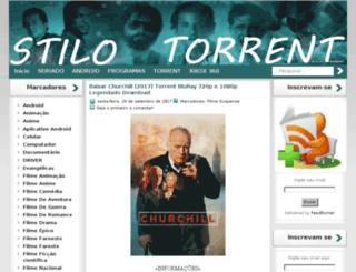wwwtorrentfilmes.blogspot.com.br screenshot
