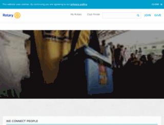 wwwtrn.rotary.org screenshot