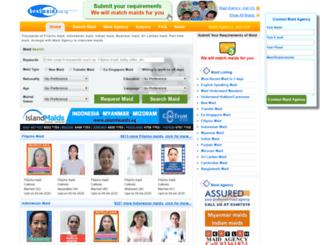 wwww.bestmaid.com.sg screenshot