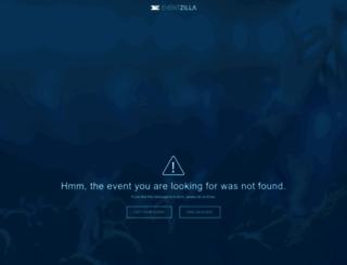 wwww.eventzilla.net screenshot