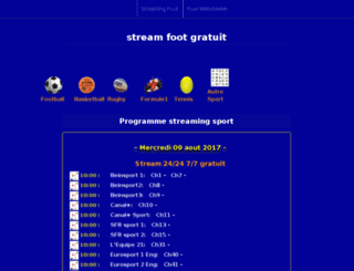 wwww.streaming-football.org screenshot