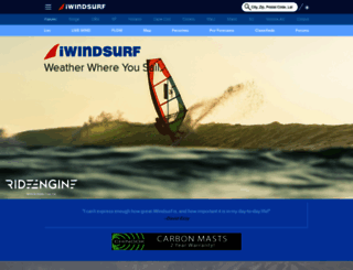 wx.iwindsurf.com screenshot