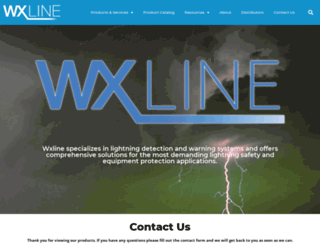 wxline.com screenshot