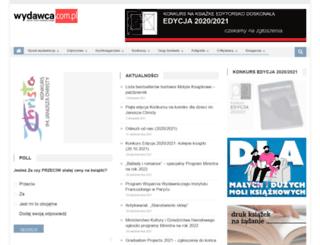 wydawca.com.pl screenshot