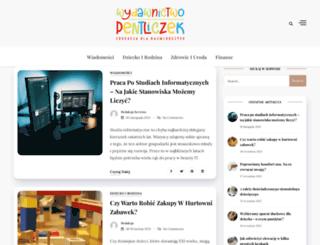 wydawnictwo-pentliczek.pl screenshot