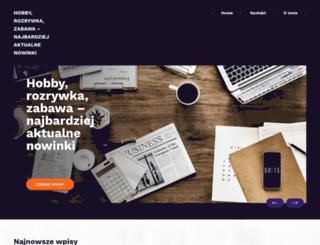 wydawnictwocomm.pl screenshot