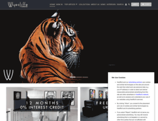 wyecliffe.com screenshot