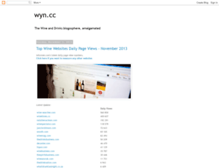 wyncc.blogspot.com screenshot