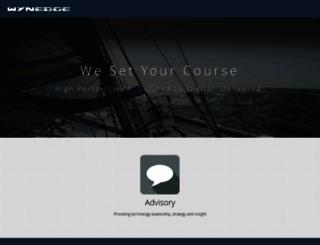 wynedge.com screenshot