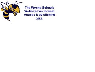 wynne.k12.ar.us screenshot