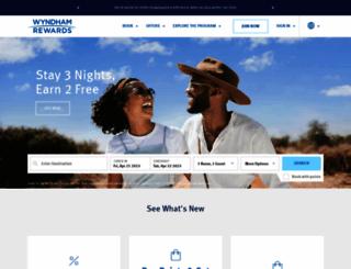 wynres.wyndham.com screenshot