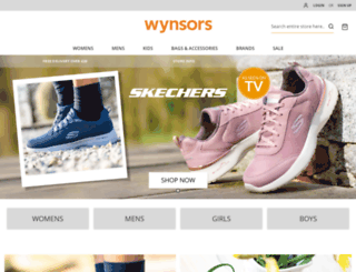 wynsors.com screenshot