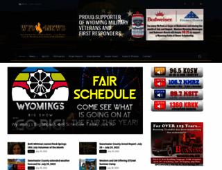 wyo4news.com screenshot
