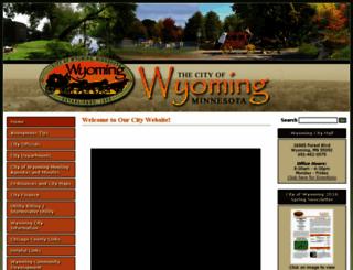 wyomingmn.org screenshot