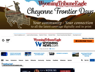 wyomingnews.com screenshot