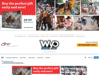 wyosports.net screenshot