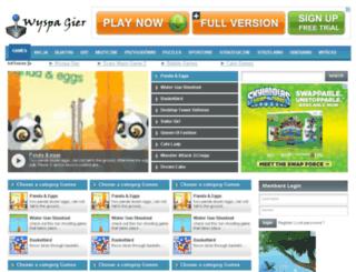 wyspa-gier.eu screenshot